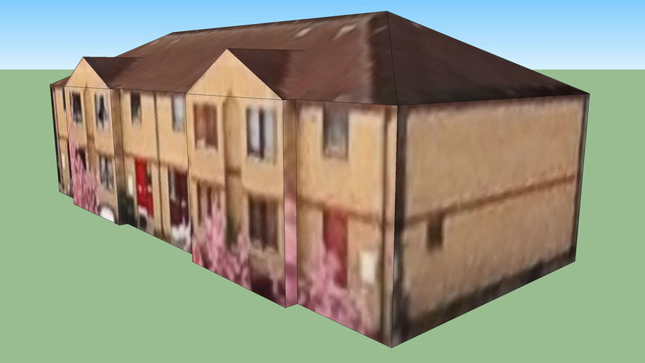 Building in Edinburgh EH2 2XF, UK