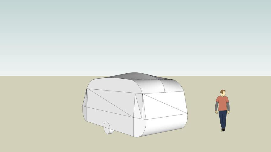 SMV 440 caravan