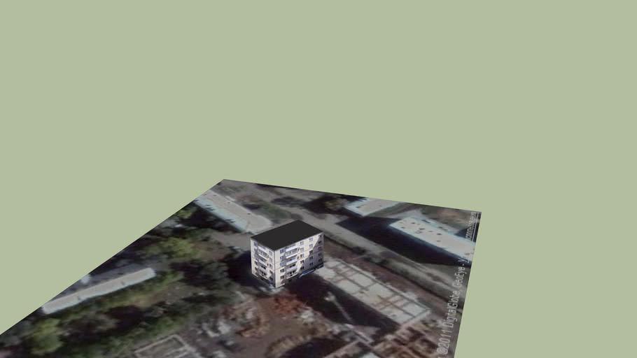 дом жилой биробиджан ул. постешева 6
