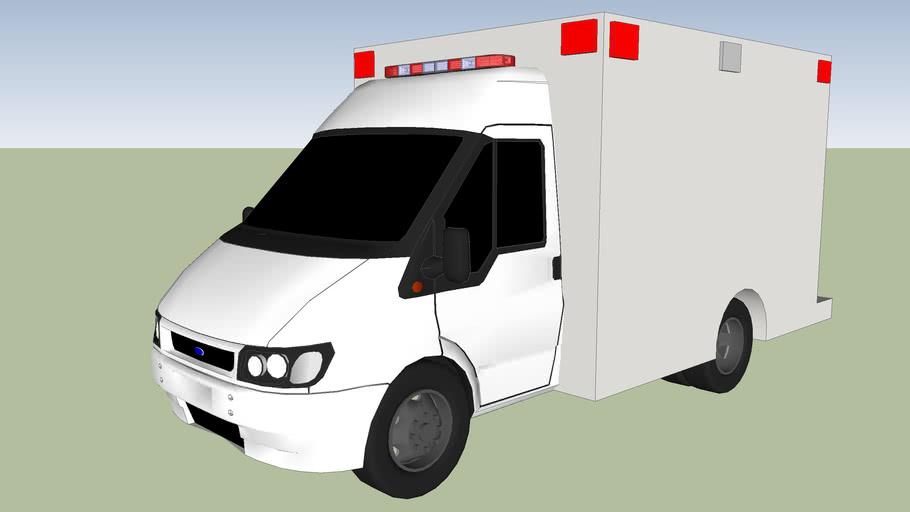 mercedes benz ambulance type 3 model 2009 2010 2011
