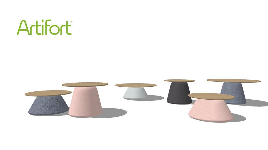 Terp coffee table | Mike & Maaike | Design 2018
