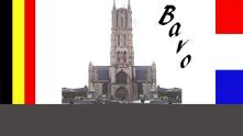 Bavo kerken - België Nederland - église, church
