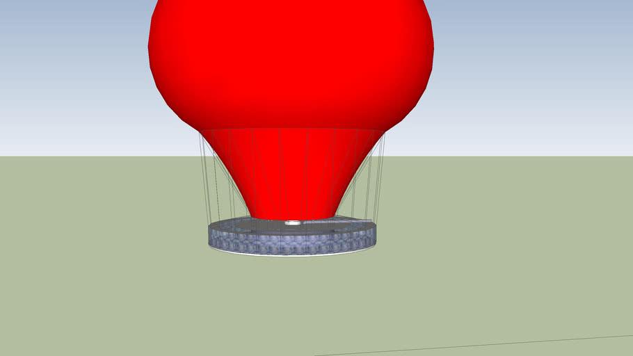 baloon resterunt