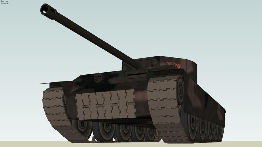 ŚC MkI Tank
