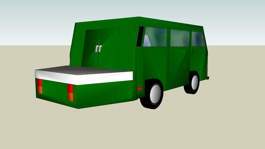 "VW Westfalia ""Damper Van"""
