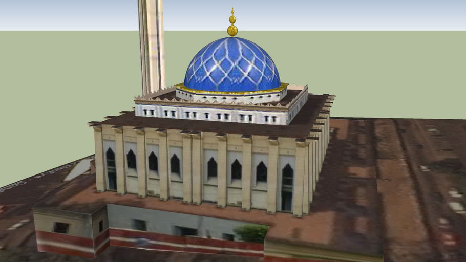 Mosquée Abidjan Plateau