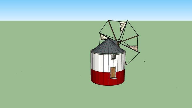 moinho de vento-Famões