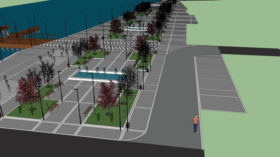 Rilindja Urbane Belsh - Projekti Qendres - part 1