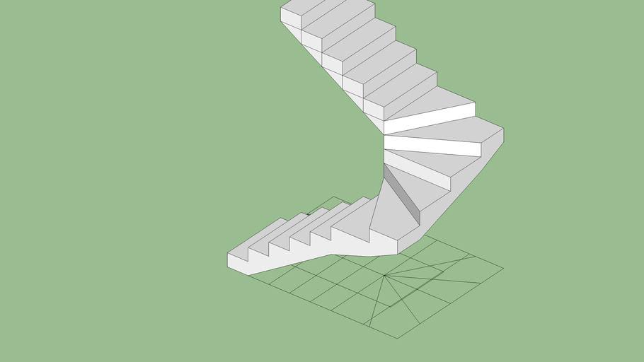 Escada Estrutura
