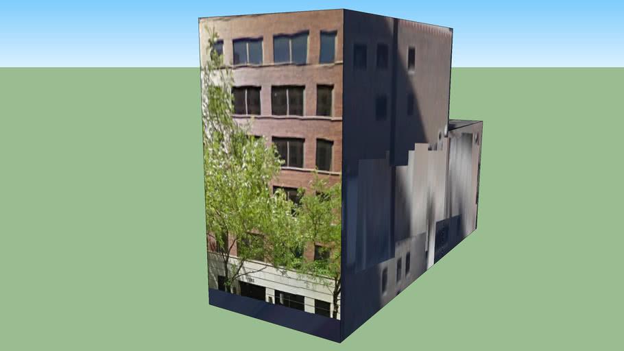 Building in Chicago, Illinois, Ameerika Ühendriigid