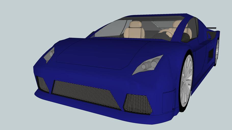 H-Design C600R Supercar