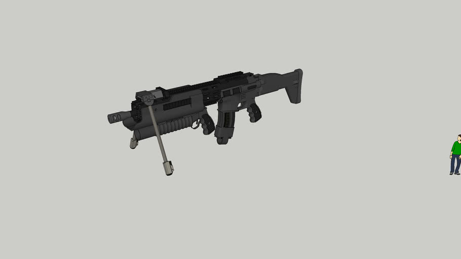 zukunfts rifle