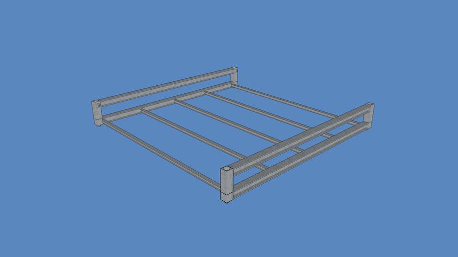 MAS-A Utility Frame 8'x8'x1'