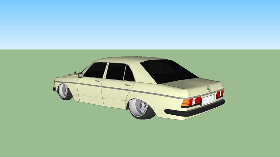 Mercedes benz 280E