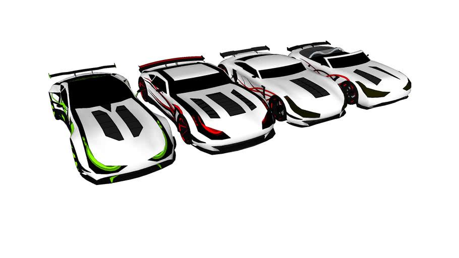 Uqion'j Racer - Generation 1
