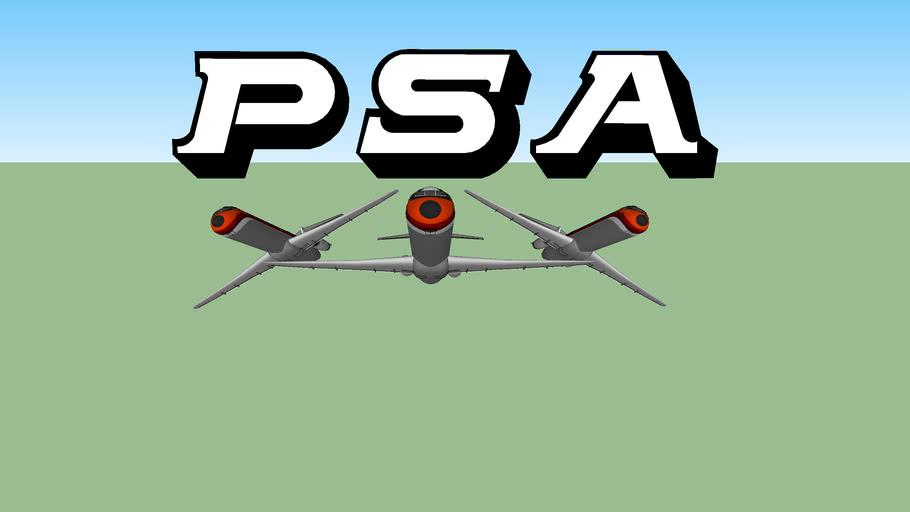 PSA Logo (for 707)