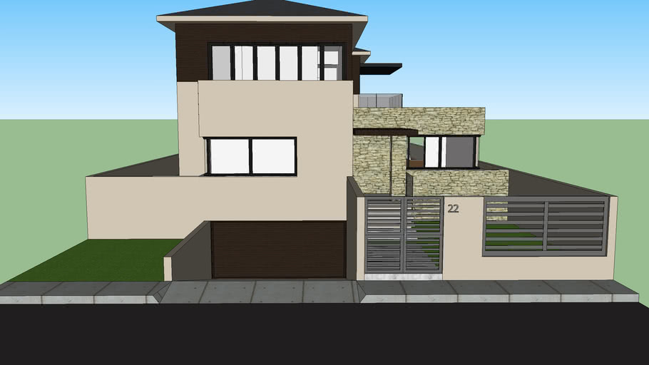 Modern House ''Nikkosia''