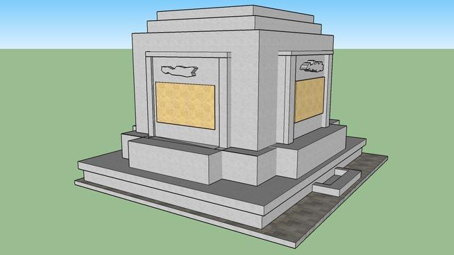 I.Weltkriegs Denkmal Hohendodeleben