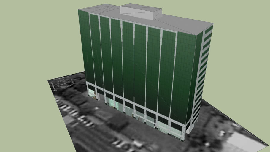 Rio Office Tower - Vision