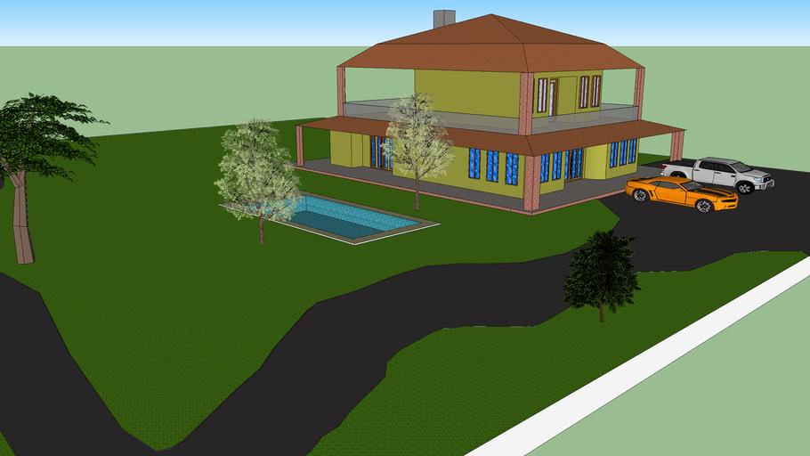 casa dos sonhos isac 3d