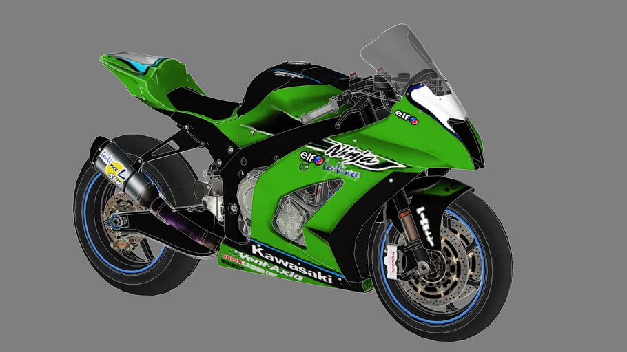 Kawasaki Superbike Racing Team