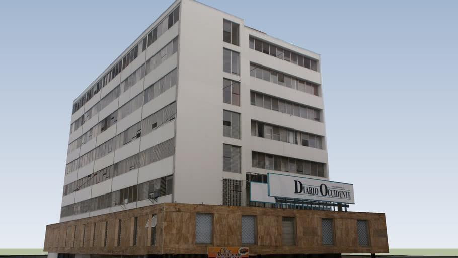 Edificio diario Occidente