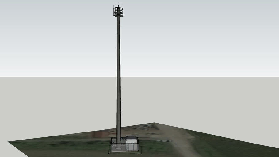 Vysielač mobilného operátora