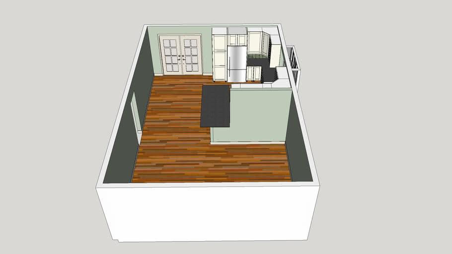 IKEA Kitchen remodel- Grimslov
