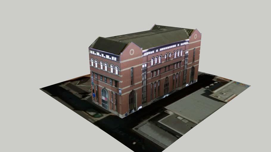 Building on The Headrow #1