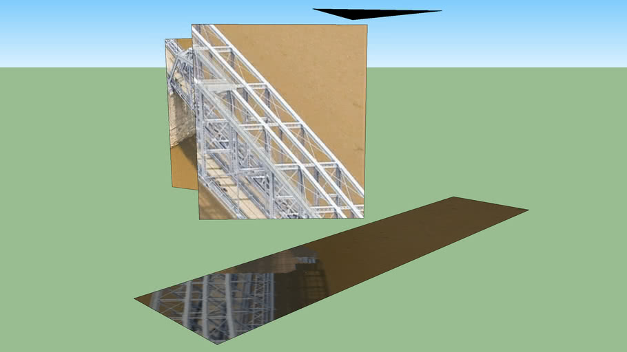 Construção em Newport, KY, USA