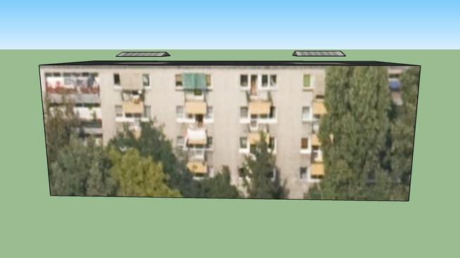 Building in Polska - Ciasna 12A/B