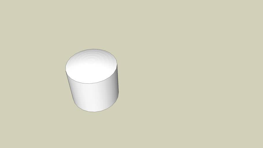 "1"" PVC cap"