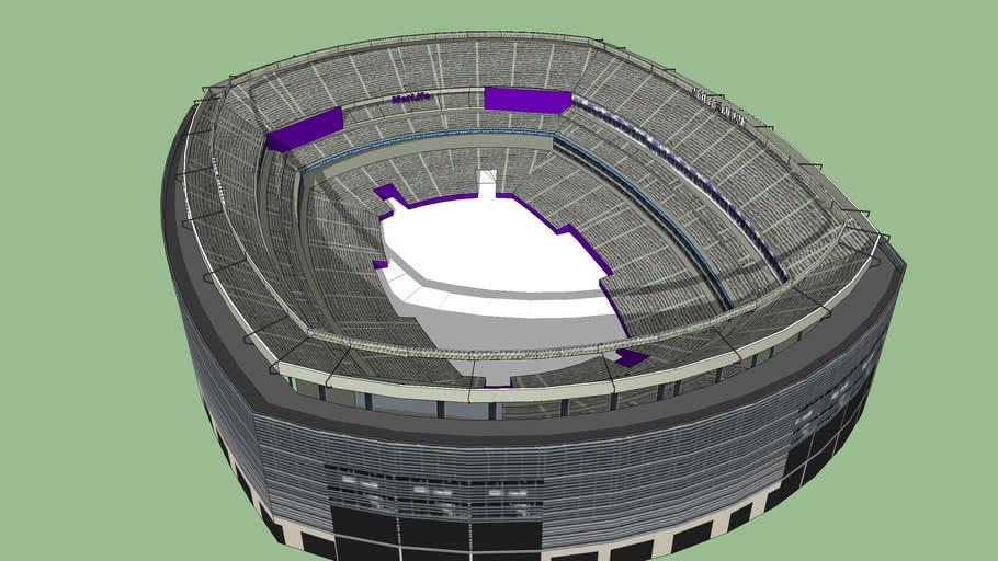 MetLife Stadium (MONSTER JAM CONFIGURATION)