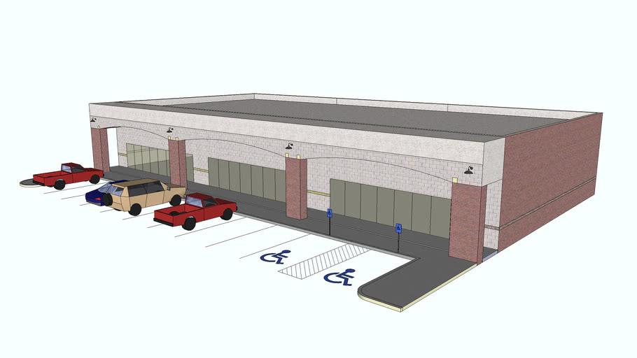 Willow Falls Shopping Center