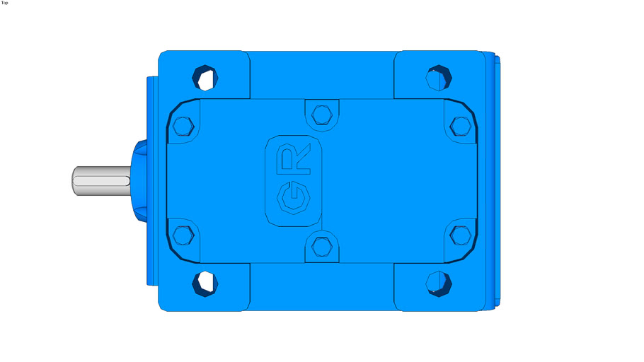 Gear reducers R CI 50-100