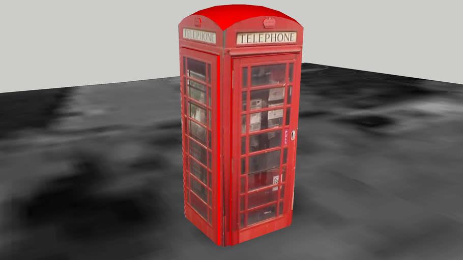 Telephone box #7, Dursley