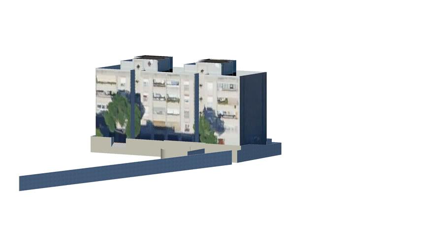 Complesso Tiburtino Edificio 10