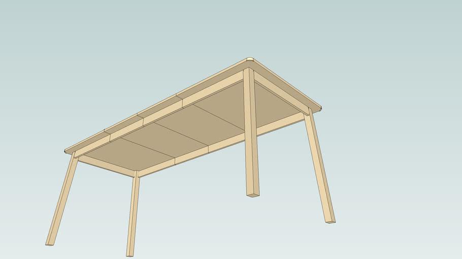 Ikea Table 3d Warehouse
