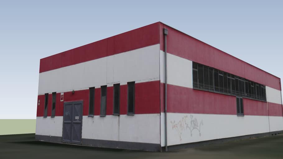 Budova bytového podniku, G.Bethlena Nové Zámky