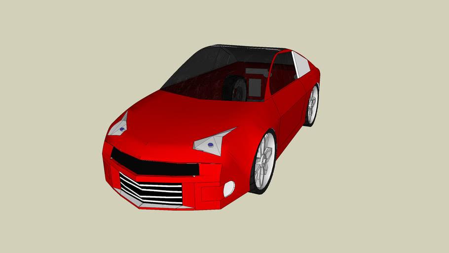 my second car