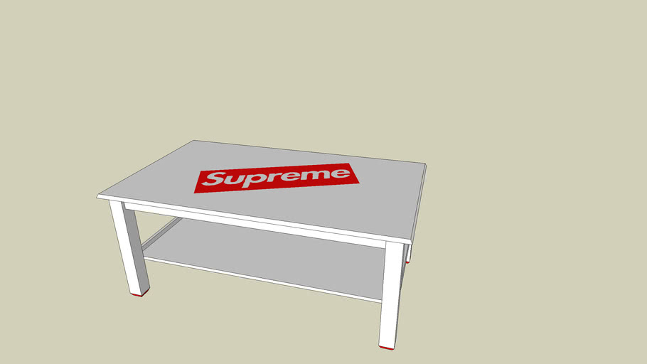 Supreme Coffee Table
