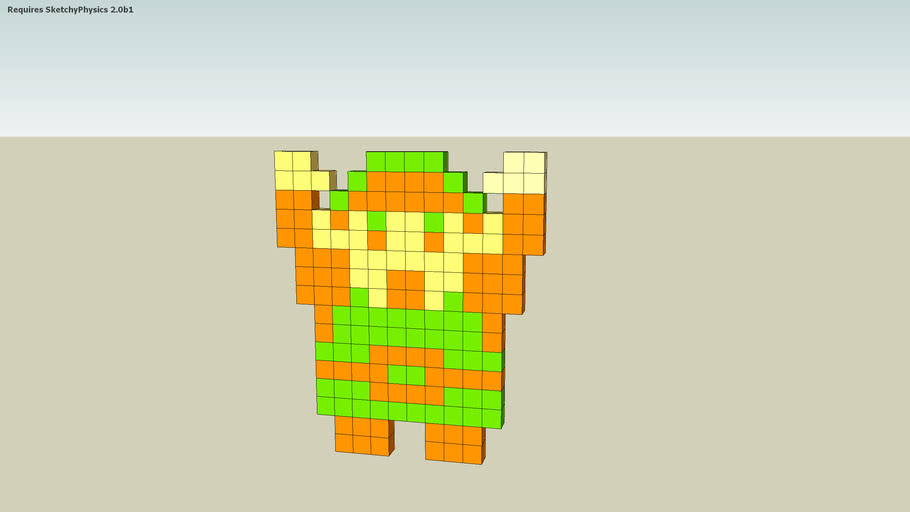 Pixel Link 3d Warehouse