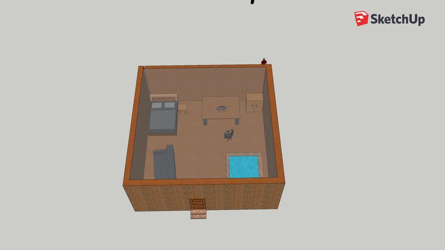 BM design and modeling williamston dream bed room