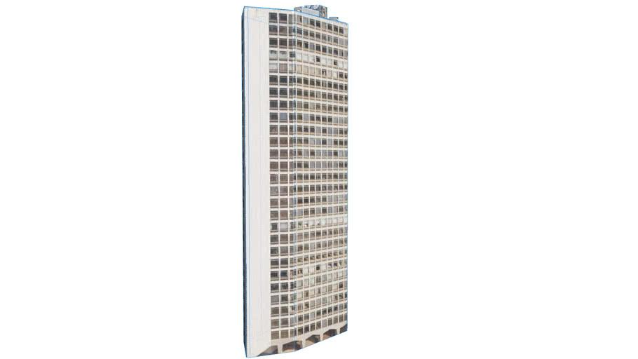 The Alpha Tower in Birmingham, UK