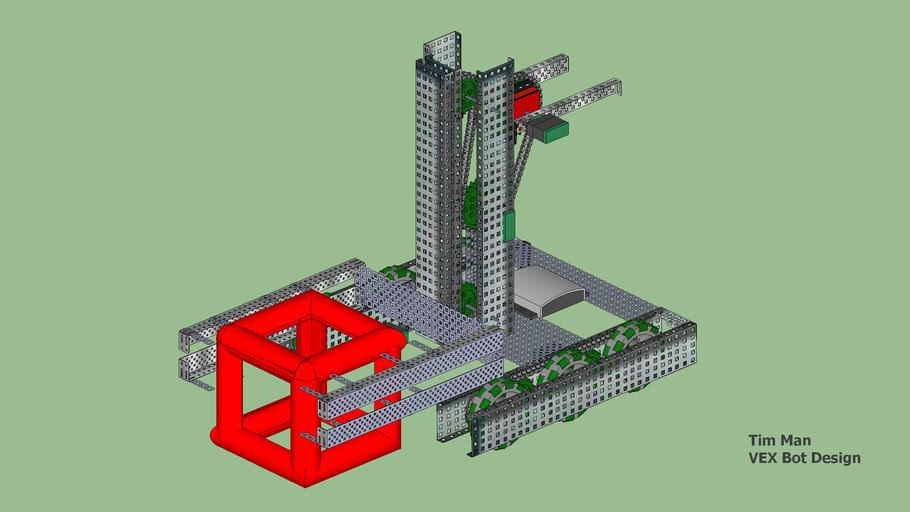 VEX Forklift Design