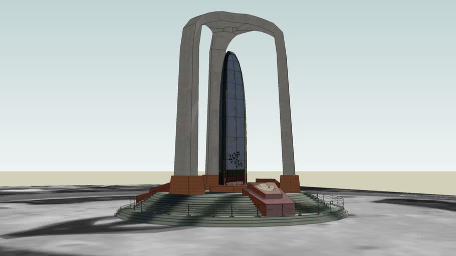 沈阳东北解放英雄纪念碑