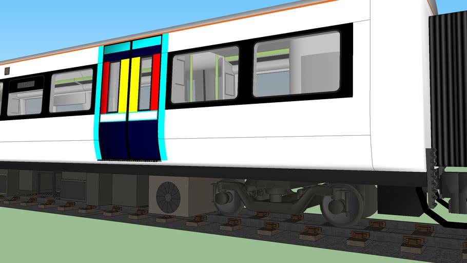 Class 387 c2c