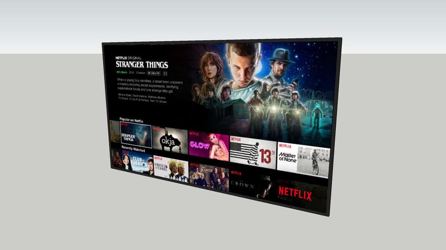 "TV 60"" (NETFLIX)"