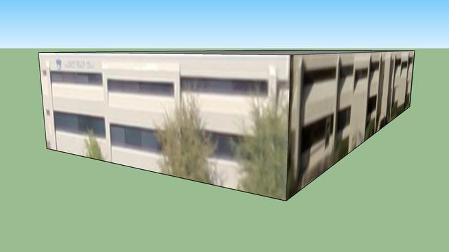 Building in Houston, Texas, Vereinigte Staaten