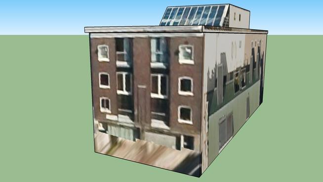 1013 PB アムステルダム, オランダにある建物